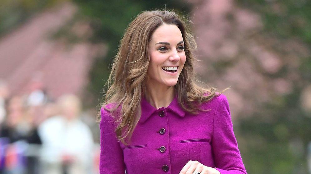 Foto: La duquesa de Cambridge. (Getty)