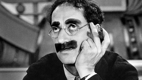 Disculpe que no me levante: 40 años de la muerte de Groucho Marx