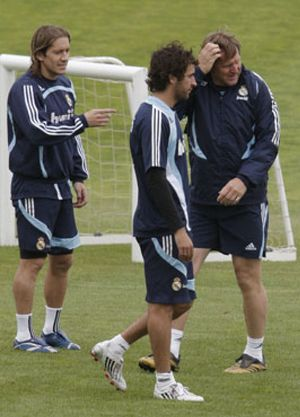 El Real Madrid cierra el chiringuito