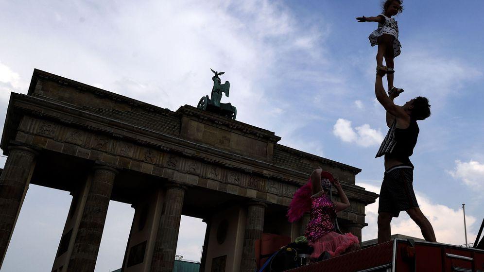 Foto: Alemania desaconseja viajar a Madrid y País Vasco (EFE)