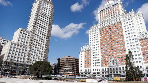Inditex aterrizará en el Edificio España (Madrid) con 9.000 metros cuadrados