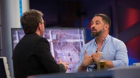 Pablo Motos aprieta a Abascal con el aborto: Puedo estar aquí toda la noche