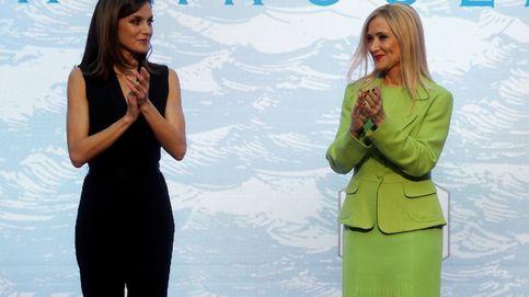 La reina Letizia preside entrega de premios