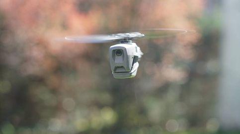 Volando el Black Hornet: el 'helicóptero' militar de 33 gramos contra las emboscadas
