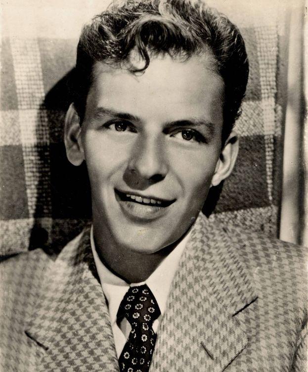 Foto: Sinatra, en los inicios de su carrera. (CP)