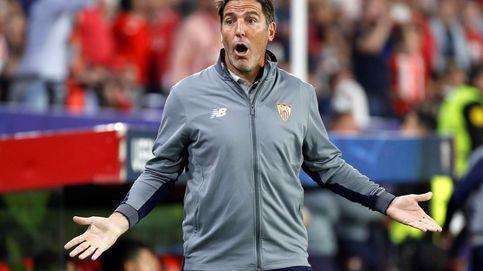 La precipitada destitución de Berizzo del Sevilla escondía una razón de 'peso'
