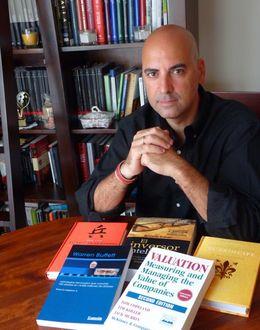 Foto: Imagen del gestor Alberto Roldán