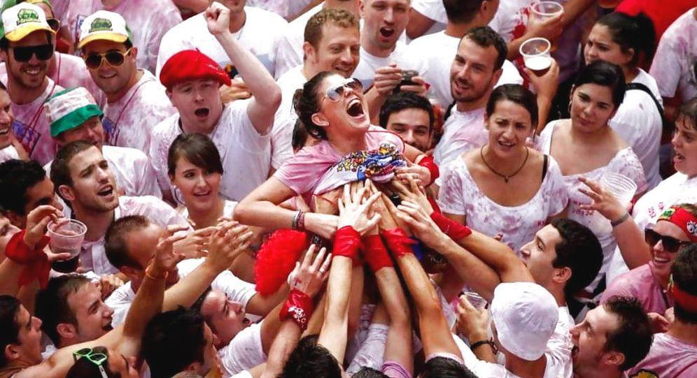Foto: Imagen de las fiestas de San Fermín.