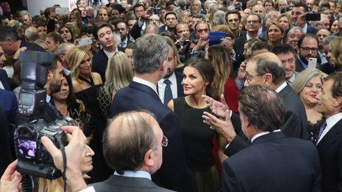 Doña Letizia se preocupa por la salud de los hijos de Pablo Iglesias