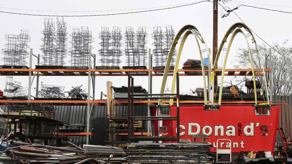 EEUU se agota: adiós al Big Mac, la Coca-Cola y el 'shopping mall'