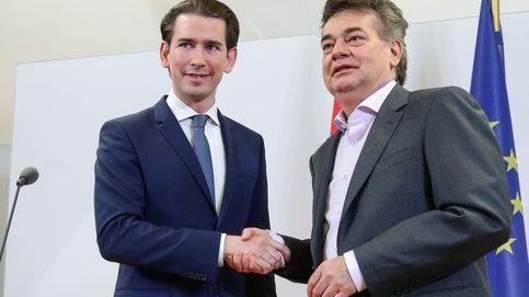 Conservadores y verdes pactan un Gobierno de coalición en Austria