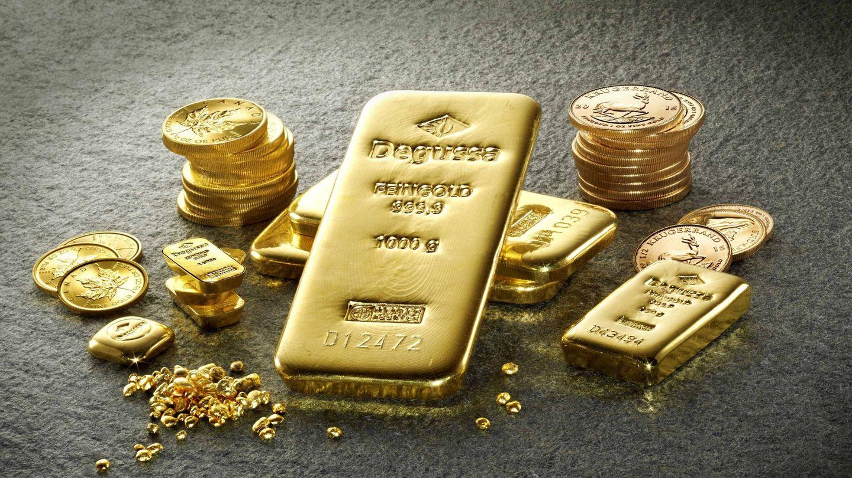 Invertir en oro físico es una de las opciones (Foto: Degussa)