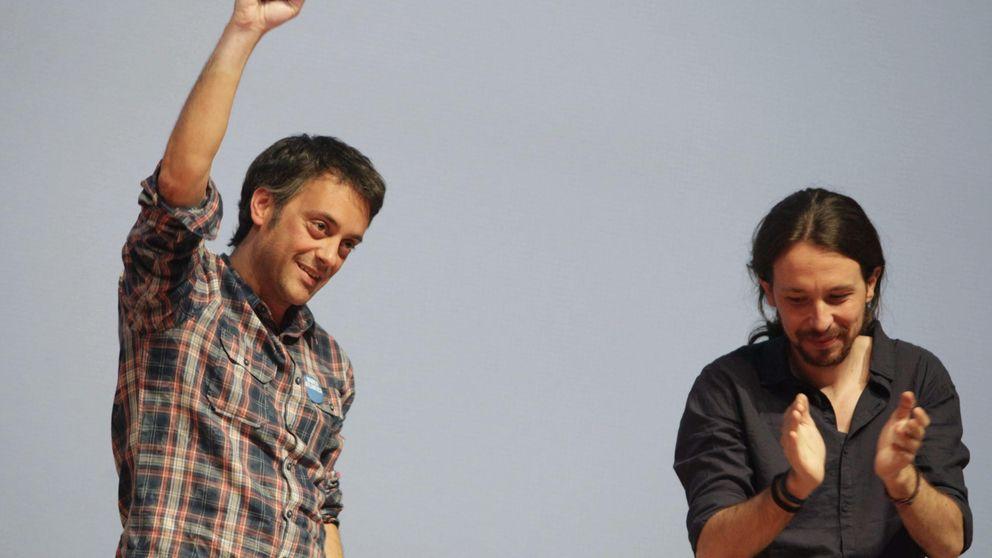 Galicia o el laboratorio de Podemos