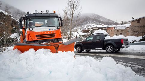 La tensa conversación entre el 112 y unos jóvenes en la nieve: Se rieron de nosotros