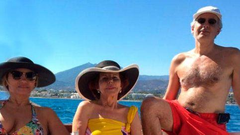 Tú a Asia y yo a Marbella: el verano de Patricia Llosa en familia