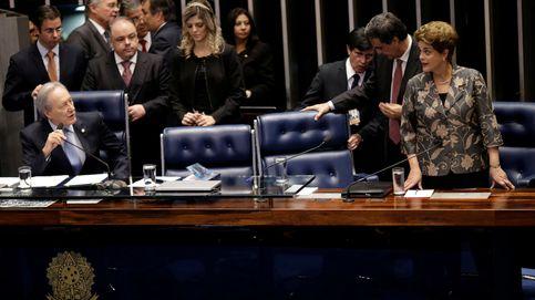 Rousseff, a punto de caer por unas irregularidades habituales en Brasil