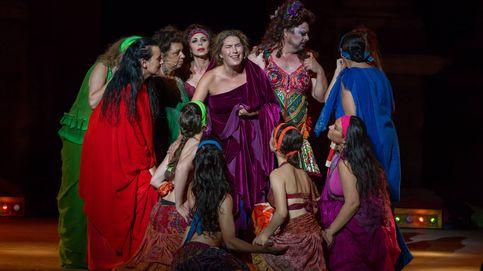 Lisístrata, la juerga flamenca de Estrella Morente
