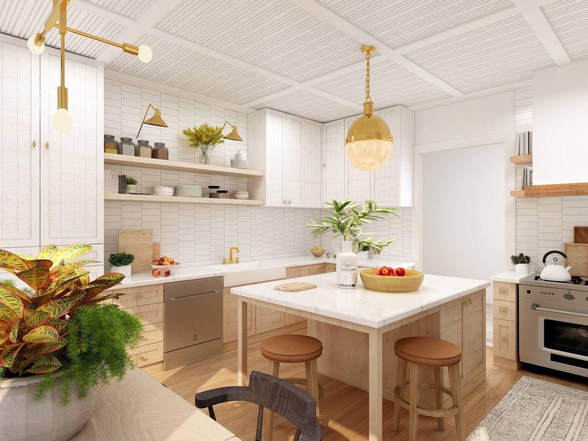 Foto: Claves para decorar una cocina con estilo rústico. (Collov Home Design para Unsplash)