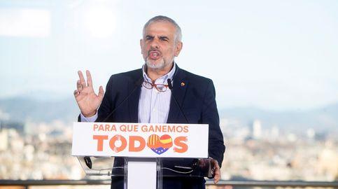 Sigue en directo la rueda de prensa de Carlos Carrizosa, candidato de Cs a las elecciones del 14F
