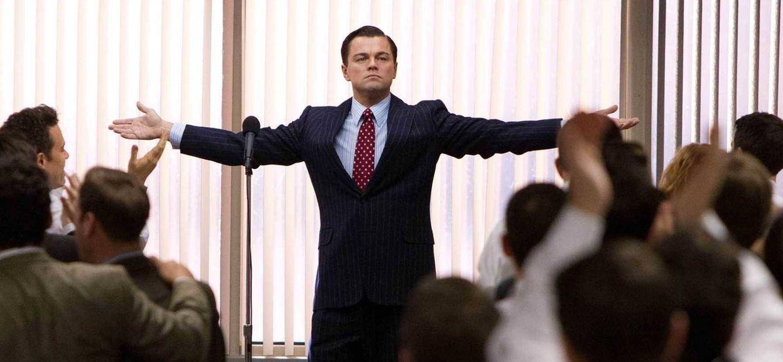 Foto: Leonardo DiCaprio en 'El lobo de Wall Street'