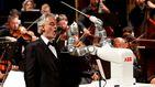 Andrea Bocelli interpreta 'La donna è mobile' con una orquesta dirigida por un robot
