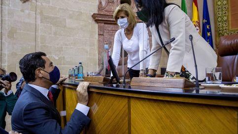 El Parlamento andaluz acelera la reforma del reglamento: ¿política o dinero?
