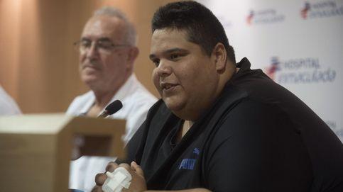 El hombre más obeso de España deja de serlo: Puedo volver a sentar en una silla