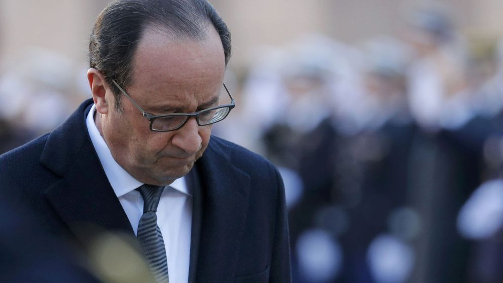 Hollande renuncia a ser candidato: deja vía libre a Valls para frenar a Fillon