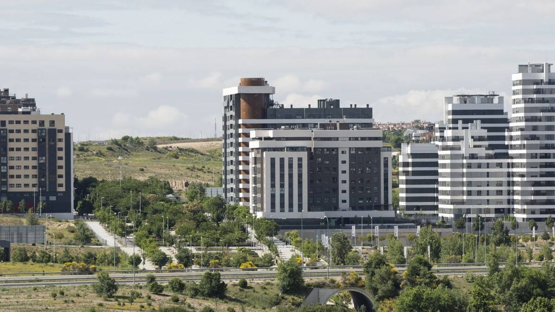Acciona marca el camino en Valdebebas: Ferrovial intenta vender suelo en máximos