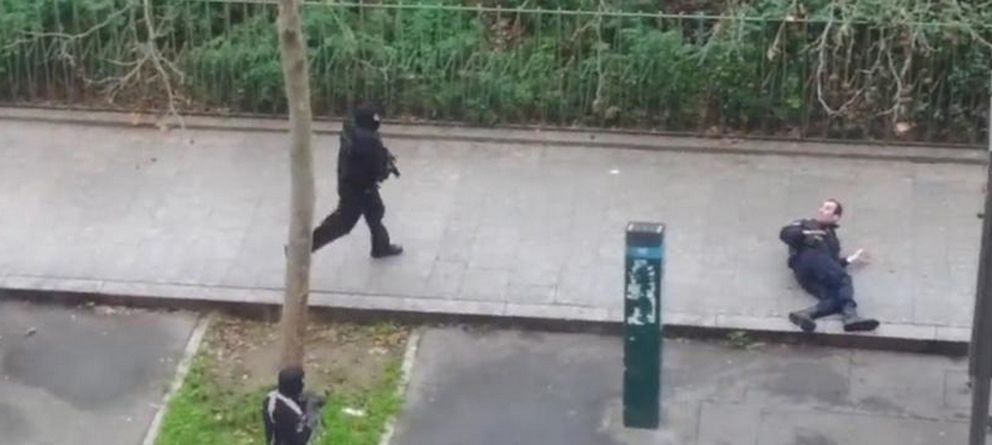 Foto: Charlie Hebdo: por qué estoy a favor de que se emita el vídeo del asesinato del policía