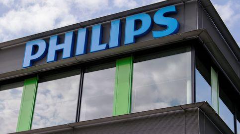 Philips reduce un 76,8% su beneficio en el primer trimestre por el Covid-19