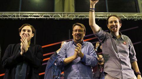 Iglesias, Garzón, Barberà o Teresa Rodríguez: la campaña 'charnega' de Ada Colau