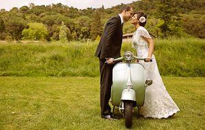 Vestidos de novia en clave low cost