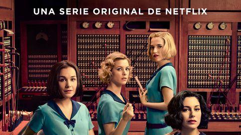 Imágenes de Blanca Suárez, Maggie Civantos, Nadia De Santiago y Ana Fernández en 'Las chicas del cable'
