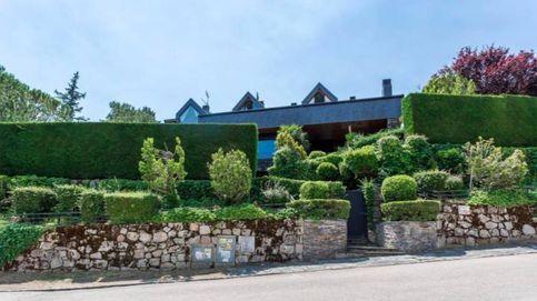 Así es la mansión del millón de euros que Carlos Lozano no consigue vender en la sierra de Madrid