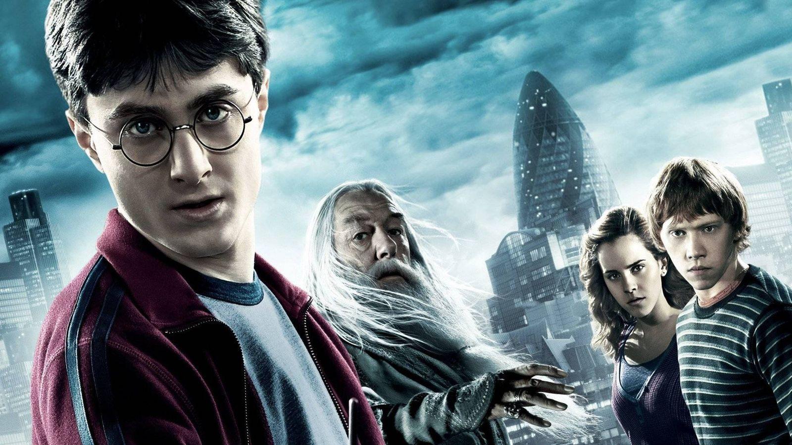 Foto: Fotograma de Harry Potter.