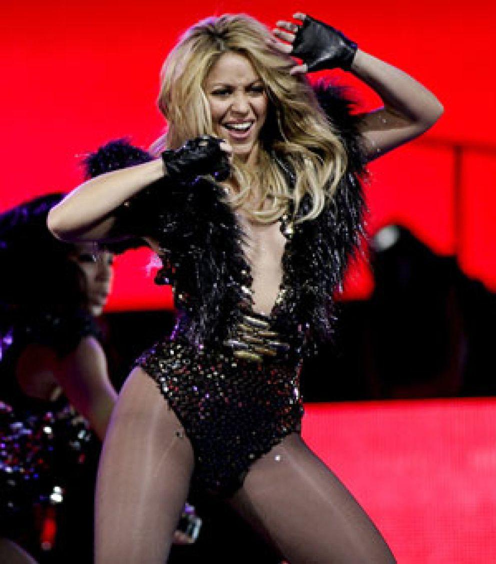 Foto: Obama recibe a Shakira