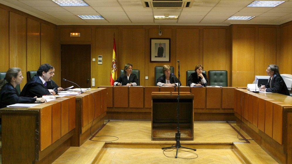 Foto: Tribunal de la Audiencia Nacional. (EFE)