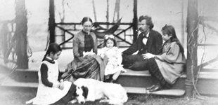 Post de El libro de Mark Twain a su hija muerta que arrebata el corazón: