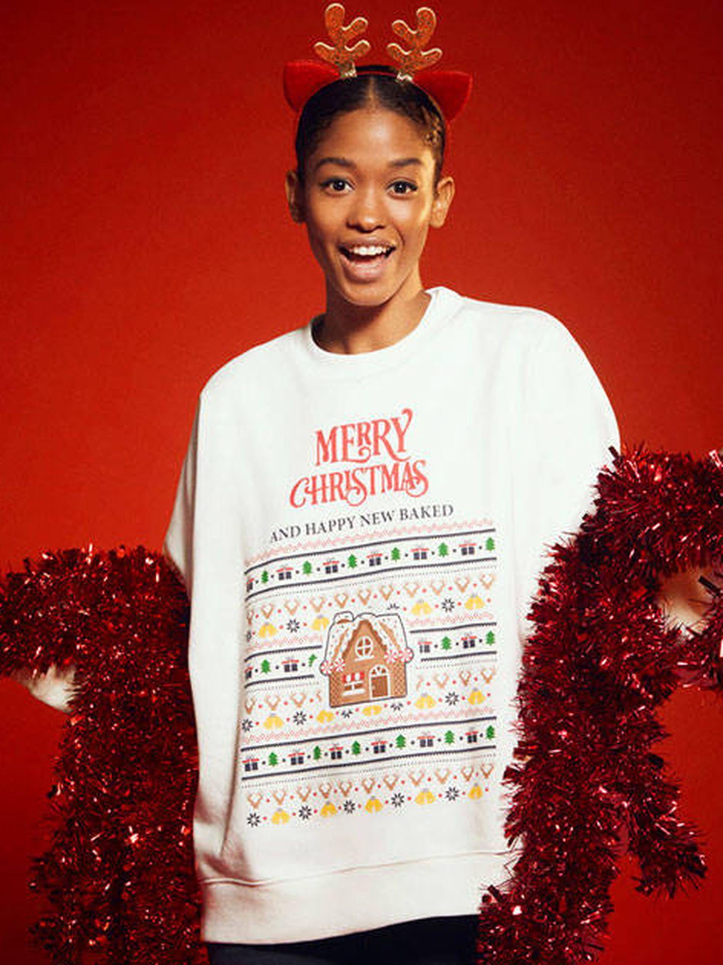 Jersey navideño de Lefties. (Cortesía)