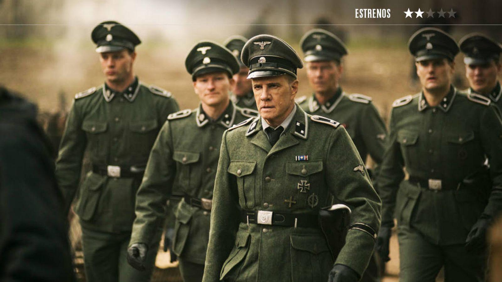 Peliculas Porno De Nazis críticas de cine: sobibor: cuando los judíos vencieron a los