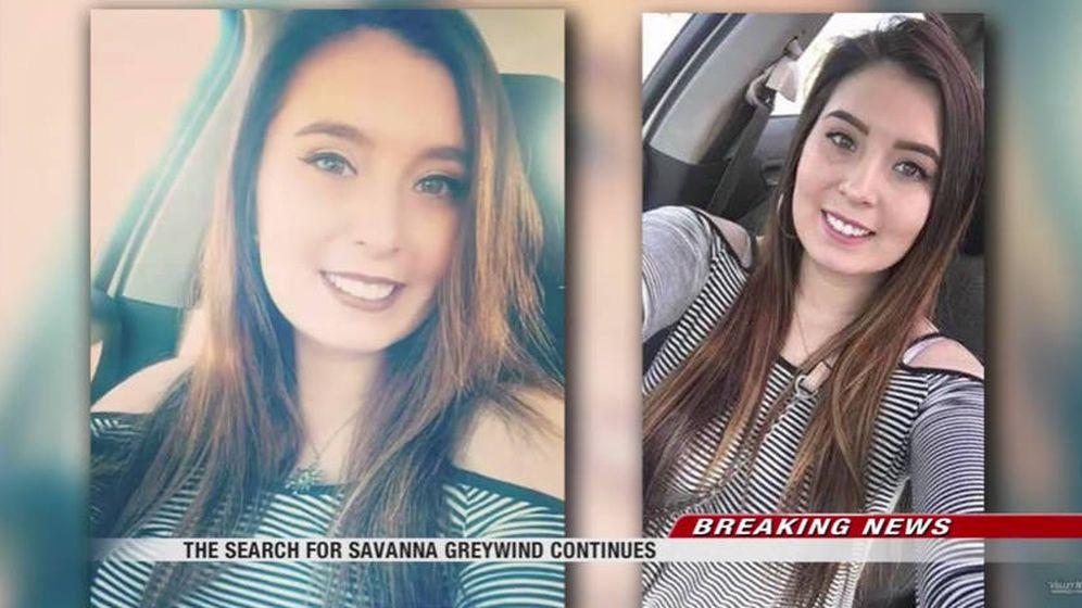 Foto: Savanna Greywind (22), embarazada de ocho meses y asesinada brutalmente por sus vecinos. (YouTube)