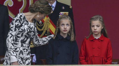 El desfile y la recepción en el Palacio Real: todas las imágenes del Día de la Hispanidad
