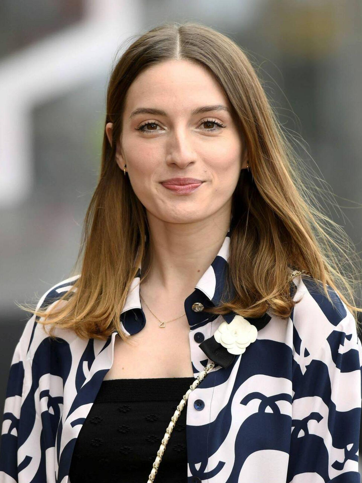 El look de día de María Valverde en San Sebastián. (Getty)