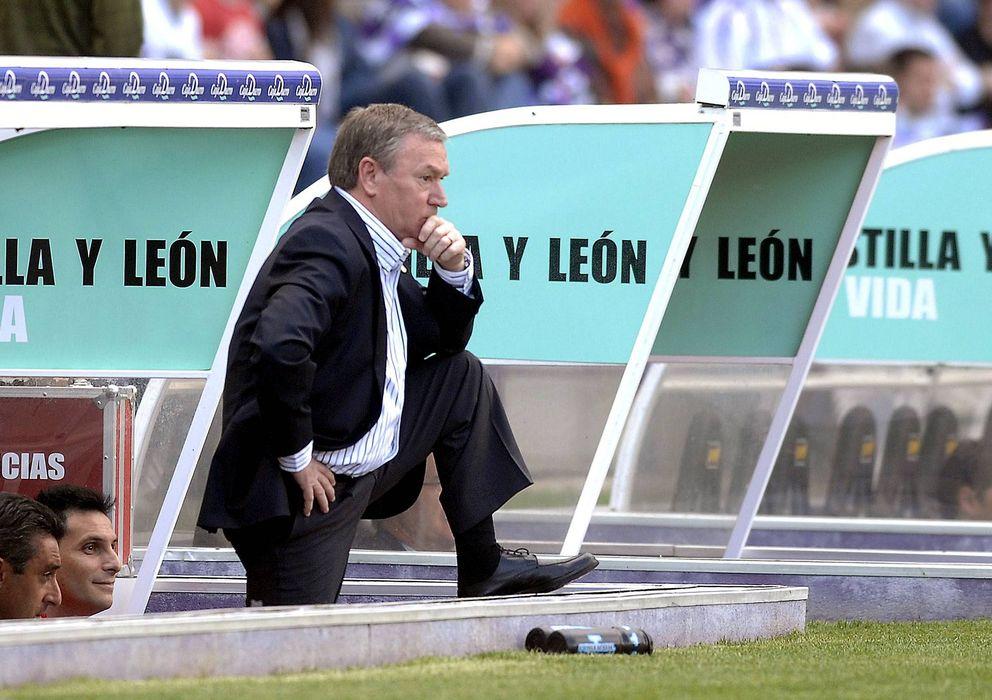 Foto: Javier Clemente regresa a los banquillos de la mano de la selección Libia.