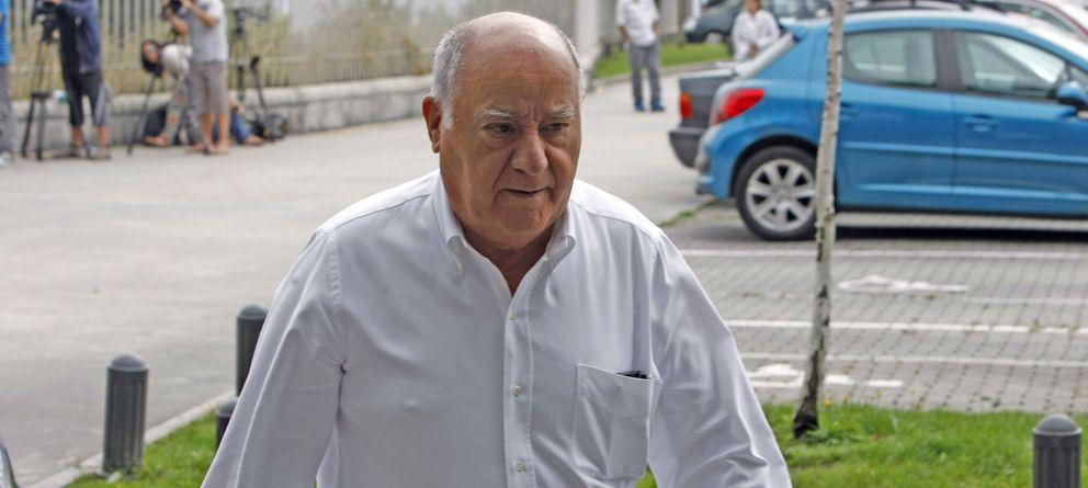 Amancio Ortega, Juan Roig y Sandra Ortega Mera, los tres más ricos de España