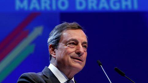 Europa se pone en manos de Draghi para frenar una hemorragia financiera