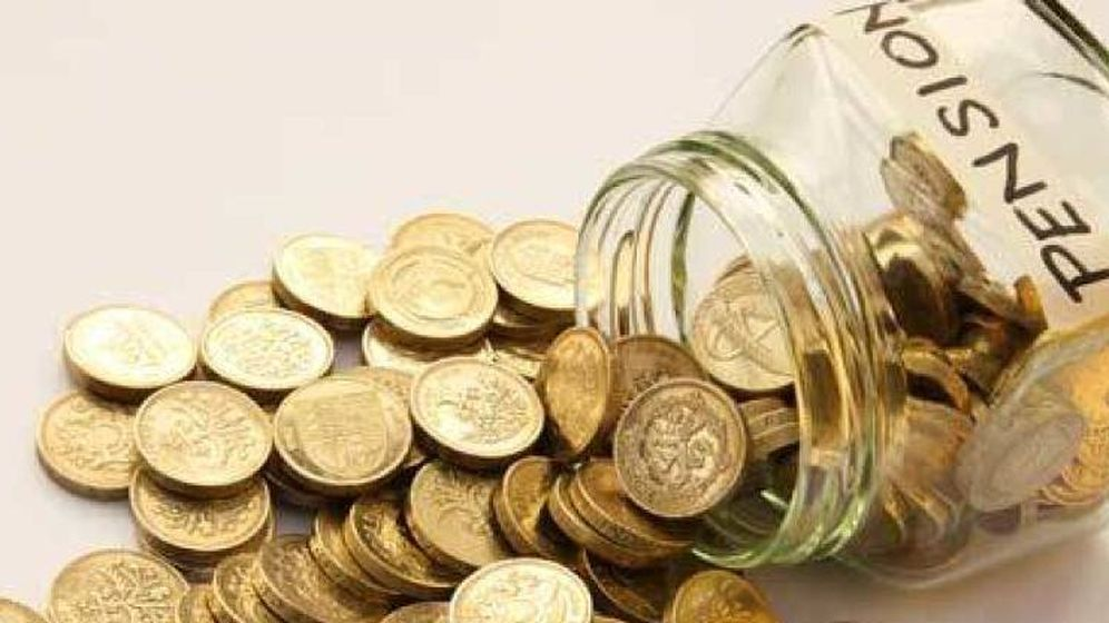 Foto:  Plan de pensiones.