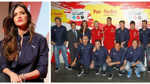 Sara Carbonero echa de menos su trabajo en Telecinco con La Roja