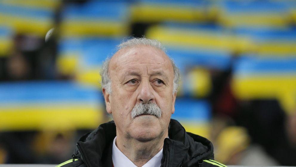 Vicente del Bosque amplía su lista a 24 jugadores para hacer sitio a Diego Costa